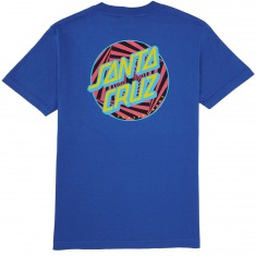 Santa Cruz Party Dot T-Shirt - Royal