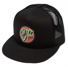 OJ Wheels OJ2 Speedwheels Trucker Hat - Black