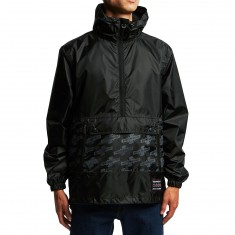 Independent O.G.B.C. Speed 3/4 Zip Hooded Jacket - Black