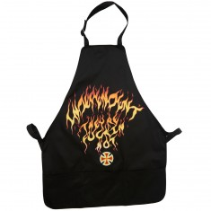 Independent Fuckin Hot Apron - Black