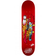 Santa Cruz Slasher Skateboard Deck - 7.25