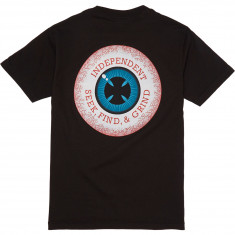 Independent 50/50 Vision T-Shirt - Black