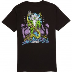 Santa Cruz Jason Jessee Neptune T-Shirt - Black