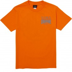 Creature C.C.M.U. Grunt T-Shirt - Orange