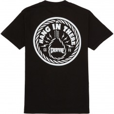 Creature Hang In There T-Shirt - Black