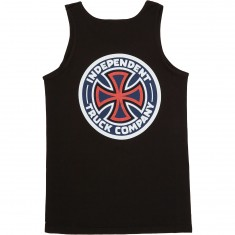 Independent Colors Fit Tank Top - Black