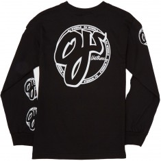 OJ Cross Longsleeve T-Shirt - Black