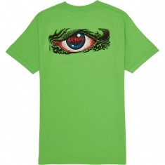 Santa Cruz Rob Eye T-Shirt - Lime Green