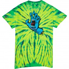 Santa Cruz Screaming Hand T-Shirt - Wild Spider