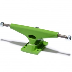 Krux K4 Gravity Cast Skateboard Trucks - Pine Green
