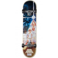 Santa Cruz Star Wars A New Hope Skateboard Complete - 7.8