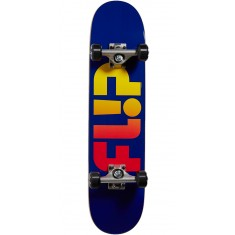 Flip Odyssey Skateboard Complete - Faded Royal - 7.0