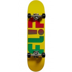Flip Odyssey Skateboard Complete - Faded Yellow - 7.25