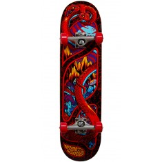 Santa Cruz Snake Mountain Skateboard Complete - 7.75