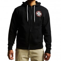 Independent Speed Kills Zip Hoodie - Black