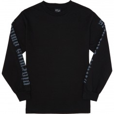 Creature Staag Long Sleeve T-Shirt - Black