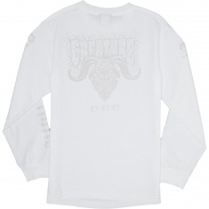Creature Staag Long Sleeve T-Shirt - White