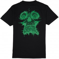 Creature Skinned T-Shirt - Black