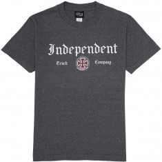 Independent Gothic T-Shirt - Charcoal Heather
