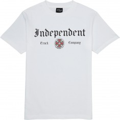 Independent Gothic T-Shirt - White