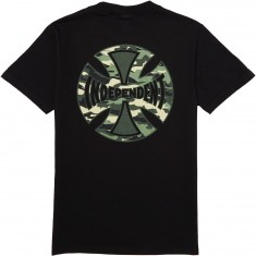 Independent Concealed T-Shirt - Black