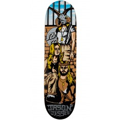 Santa Cruz Jessee Tribute Pro Skateboard Deck - 8.5