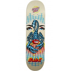 Santa Cruz Johnson Danger Zone Pro Skateboard Deck - 8.375