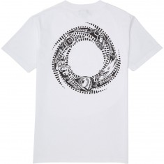 Santa Cruz OGSC Team Rider T-Shirt - White