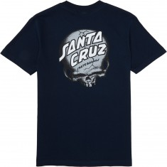 Santa Cruz O'Brien Skull T-Shirt - Navy