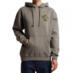 Independent Concealed Pullover Hoodie - Gunmetal Heather