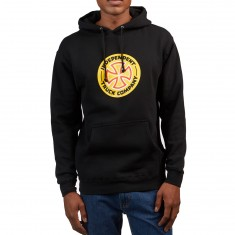 Independent Combo T/C Pullover Hooded Sweatshirt - Black