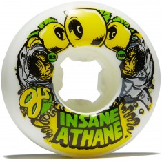 OJ Sharks EZ Edge Insaneathane 101a Skateboard Wheels - 53mm