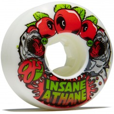 OJ Sharks EZ Edge Insaneathane 101a Skateboard Wheels - 56mm
