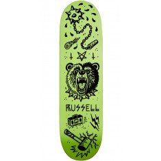 Creature Russell Tanked Pro Skateboard Deck - 8.5