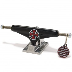 Independent Stage 11 Hollow Wes Kremer Speed Black Silver Skateboard Trucks