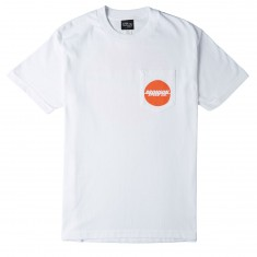 Bronson Speed Co One Color Spot T-Shirt - White