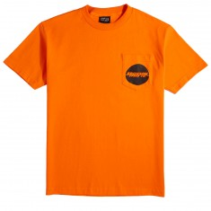 Bronson Speed Co One Color Spot T-Shirt - Orange