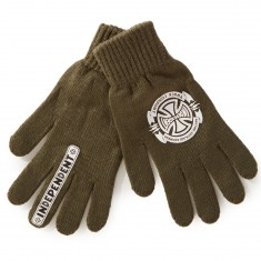 Independent Anytime Gloves - Army Green
