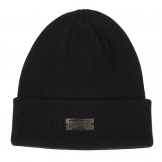 Creature Black Metal Beanie - Black