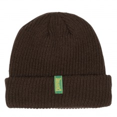 Creature Steelhead Beanie - Brown