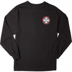 Independent Speed Kills Longsleeve T-Shirt - Black