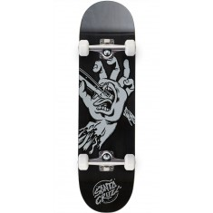 Santa Cruz Stabbed Hand Hard Rock Maple Skateboard Complete - 8.25
