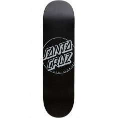 Santa Cruz Classic Dot Team Skateboard Deck - 8.375