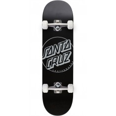Santa Cruz Classic Dot Team Skateboard Complete - 8.375