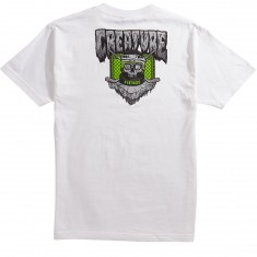 Creature The Fiends T-Shirt - White
