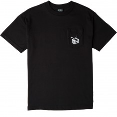 Creature Wirez Pocket T-Shirt - Black