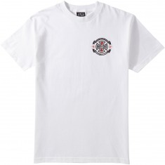 Independent Triple A T-Shirt - White