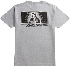 Santa Cruz Recess Guadalupe T-Shirt - Athletic Heather