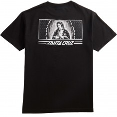 Santa Cruz Recess Guadalupe T-Shirt - Black