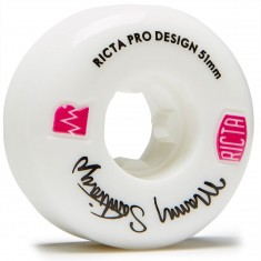 Ricta Manny Santiago PRO 99a Skateboard Wheels - 51mm